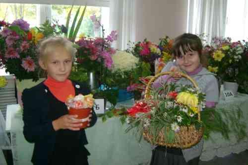выставка «Вальс цветов»