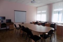 Зона коллективной работы и презентационная зона