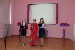 Вечер русского фольклора1