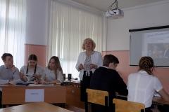 Урок литературы (Попова М.П.)