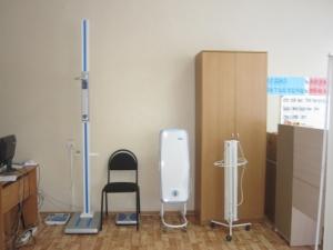 Школьный медицинский кабинет